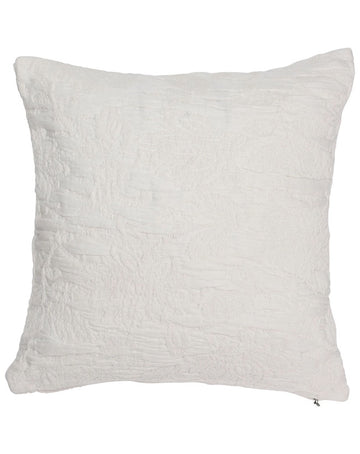Mante Cushion White 50x50