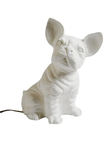 Frenchie Lamp