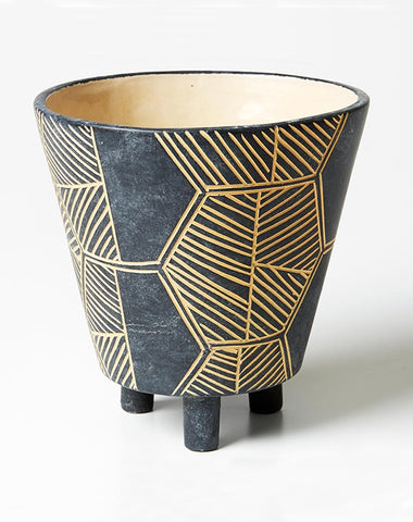 Masai Footed Planter