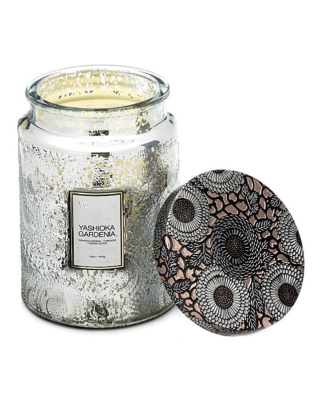Voluspa Yashioka Gardenia Candle 435g Jar