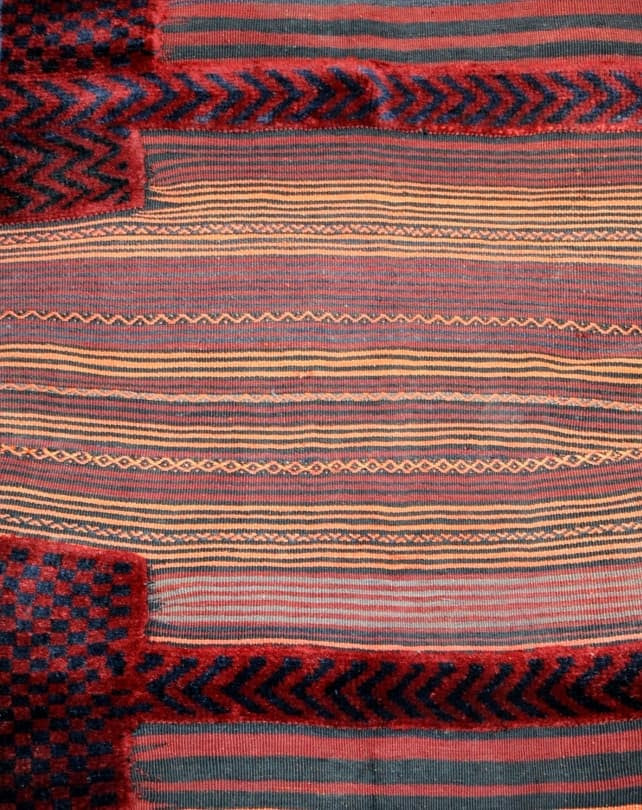 Saddle Bag Rug 161x98cm
