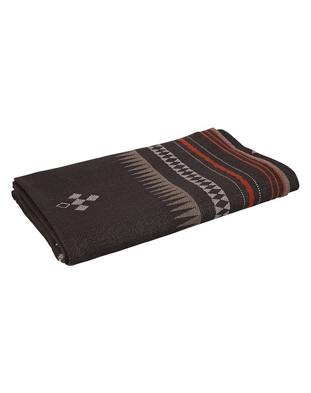 Traveller Throw - Charcoal