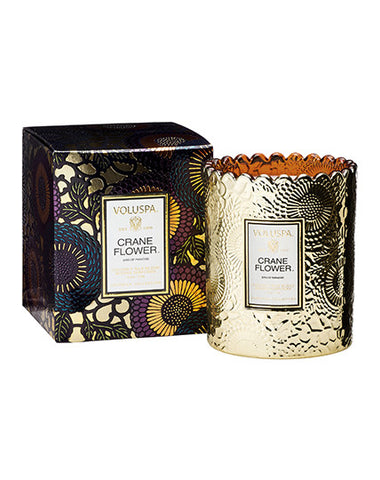 Voluspa Crane Flower Candle 176g