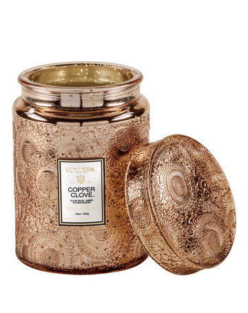 Voluspa Copper Clove Candle 100hr