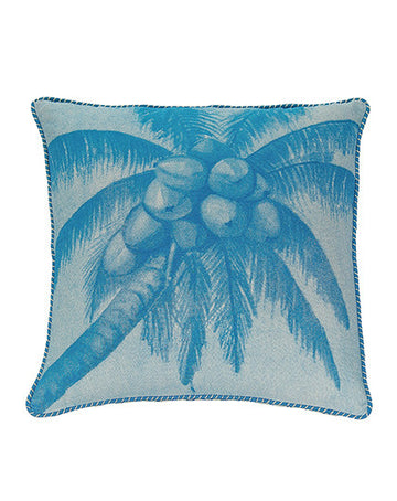 Aqua Pacific Coconuts Cushion 55x55