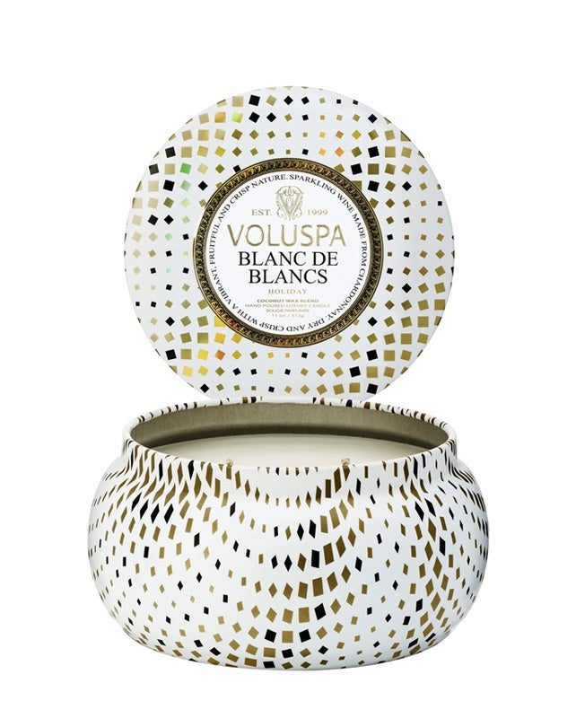 Voluspa Blanc de Blancs Candle 312g