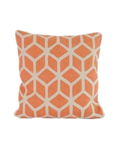 Permissi Orange cushion