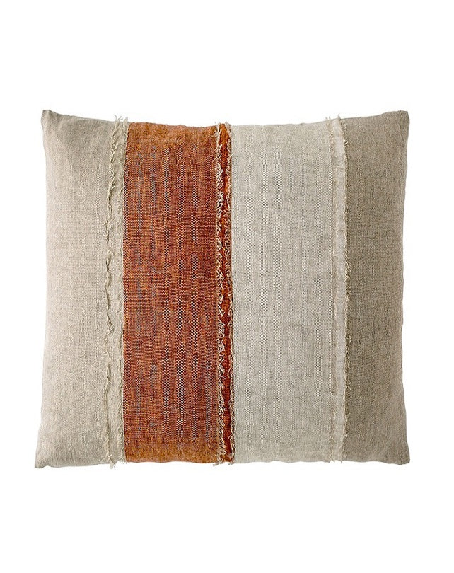Panneau Cushion Burnt Orange 50x50