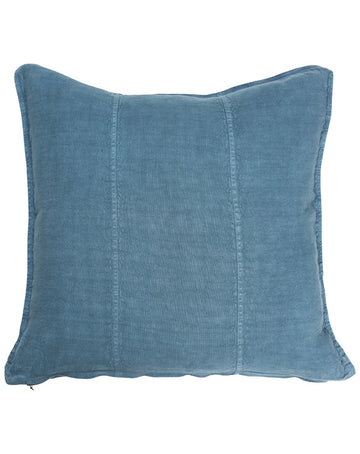 Luca Cushion Azure Blue 60x60