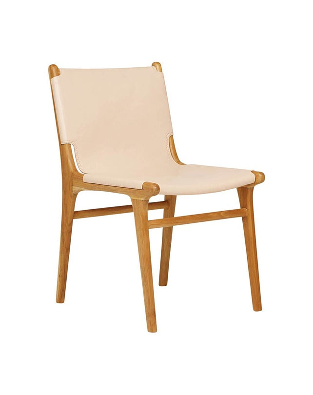 Maya Sling Dining Chair - Natural