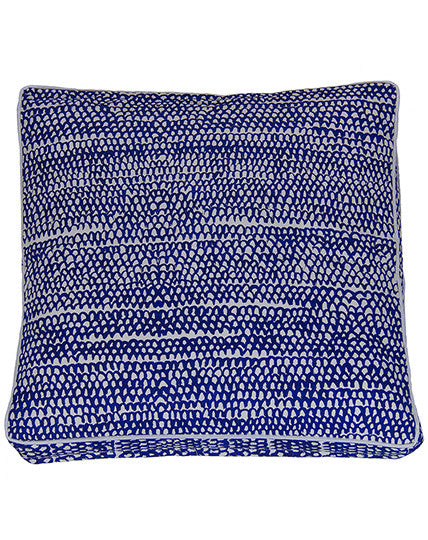 Ocean Fish Scale Cushion