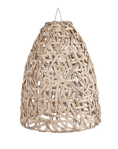 Rattan Cone Light Shade