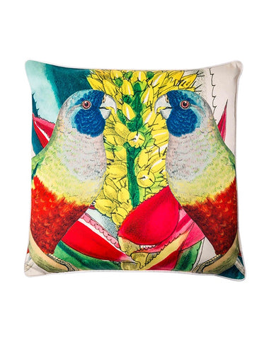 Palacio Parakeet Cushion