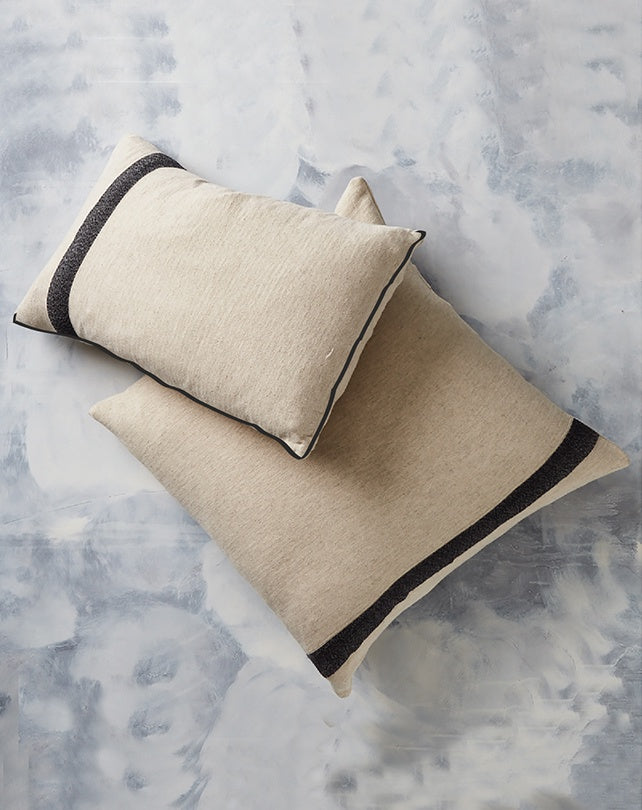 Kadir Linen Cushion - Large 60x60