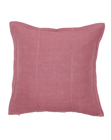 Luca Cushion Dusty Rose 50x50