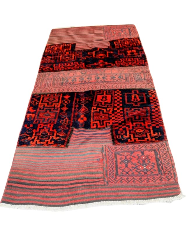 Saddle Bag Rug 225x109cm