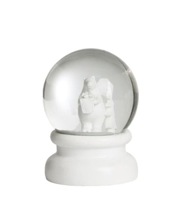 Joy Bear Snow Dome
