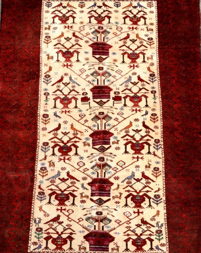 balouch Wedding Rug 160x100cm