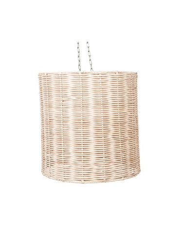 Rattan Cylinder Light Shade 50cm