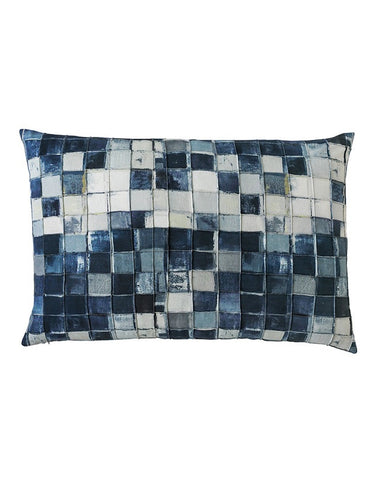 Windows Cushion Navy 40x60