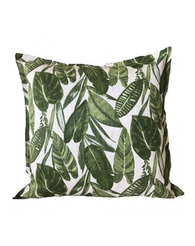 Summer Leaves Cushion 50x50