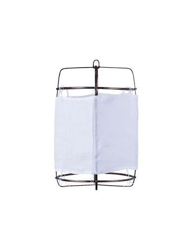 Loft Light Shade Small White