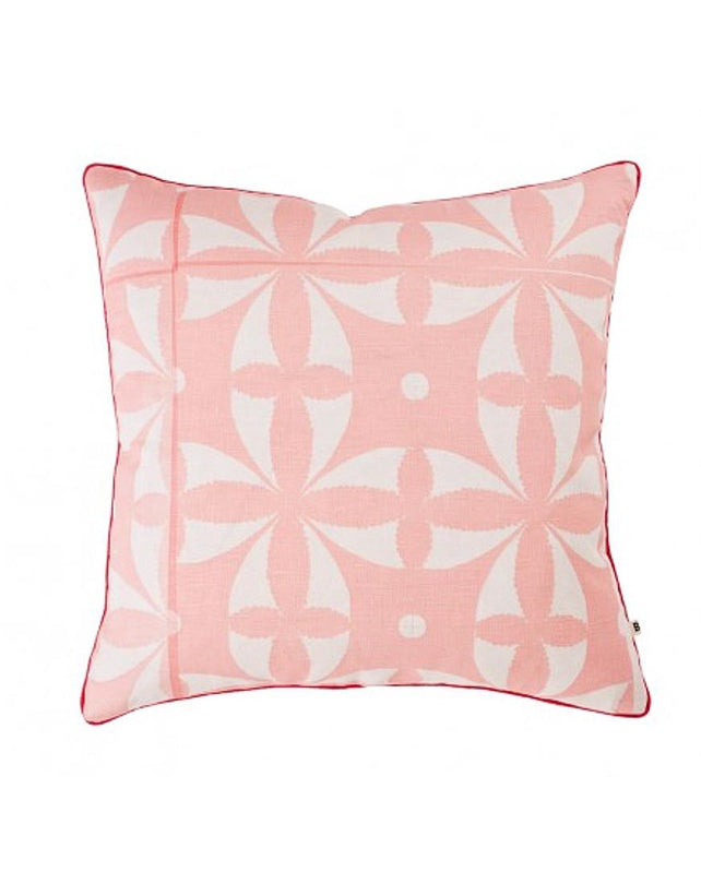 Xanthe Dusky Pink Cushion 50x50
