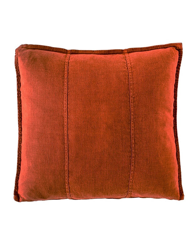Luca Cushion Burnt Orange 60x60