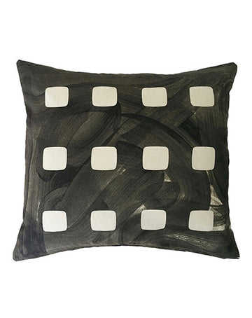 Handpaint TV Morel Cushion