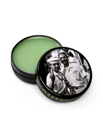 Peace! US R&R Sailors - Wild Mint Lip Balm