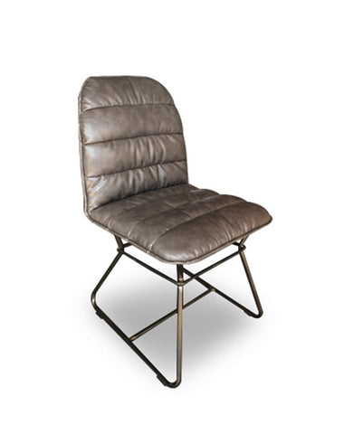 Minsk Dining Chair (Charcoal)