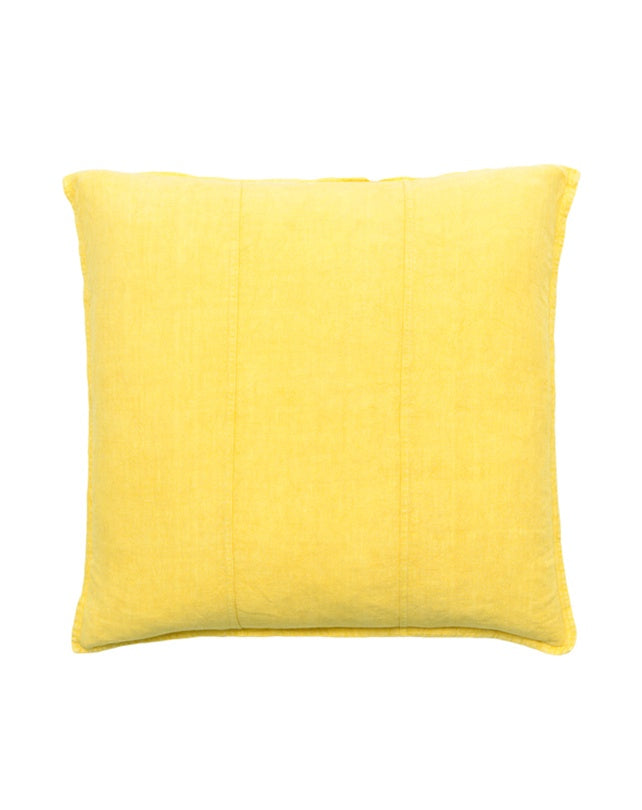 Luca Cushion Yellow 60x60