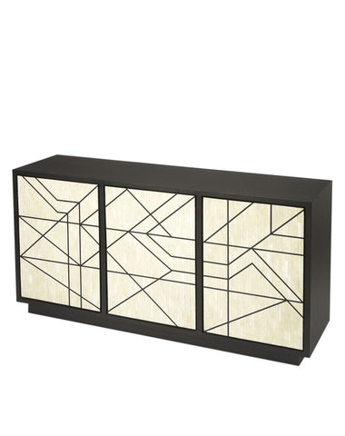 Abstract Credenza