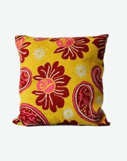 Hibiscus Yellow cushion