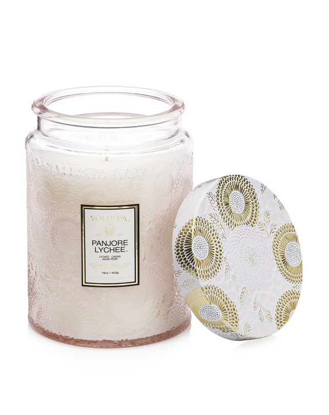 Voluspa Panjore Lychee Candle 100hr