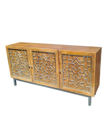 Dali Carved Sideboard