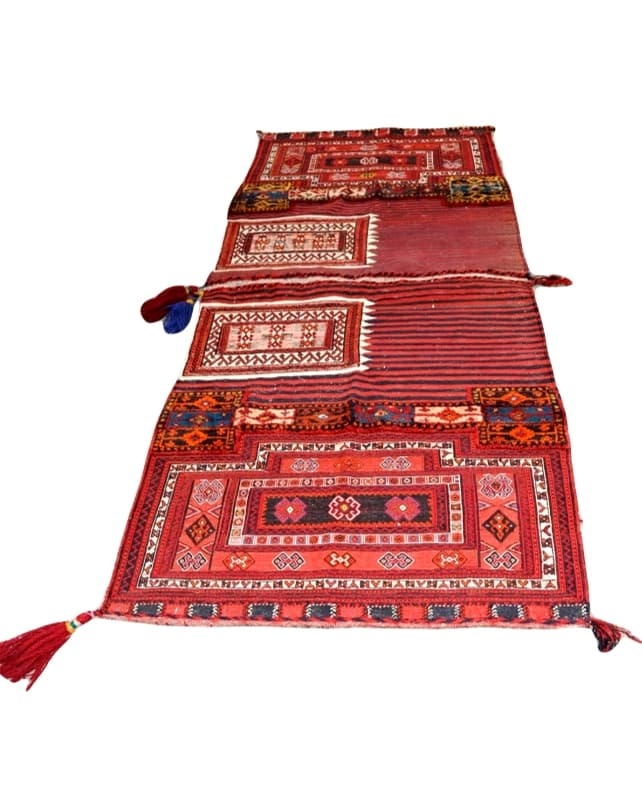Bakhtiari Saddlebag Runner 270x105cm