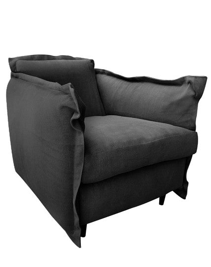 Eternal Lounge Chair (Charcoal)