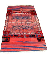 Bakhtiari Saddle Bag Rug 210x112cm