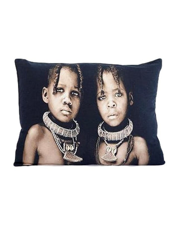 Samburu Children cushion