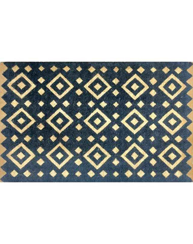 Moroccan Diamond Doormat