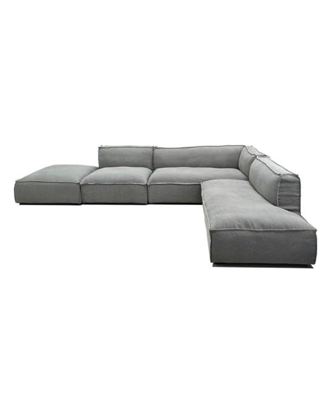 Kairakau Corner 4pc Sofa