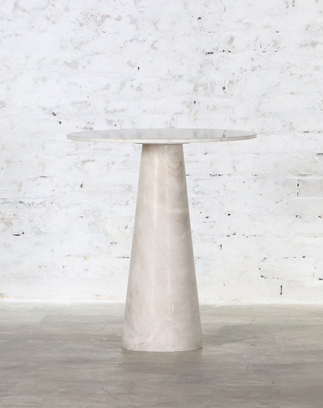 Agra Marble Side Table