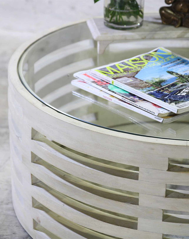 Almazar Coffee Table