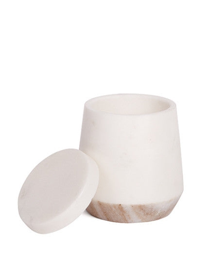 Crest Marble Canister