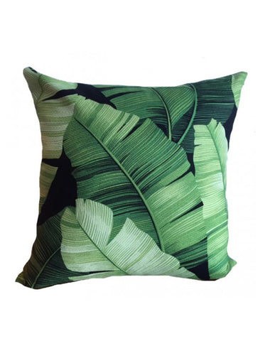 Banana Leaf Cushion 50x50