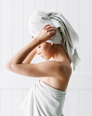 Bath Towel - Clay