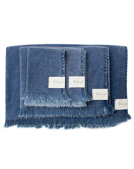 Bath Towel - Indigo