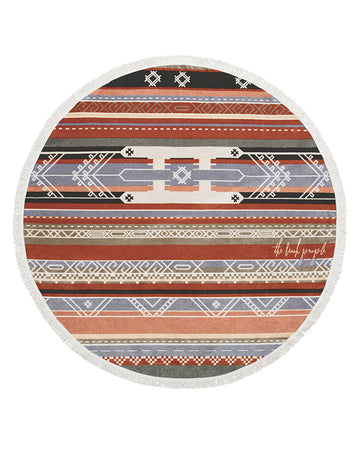 The Bedouin Roundie Towel
