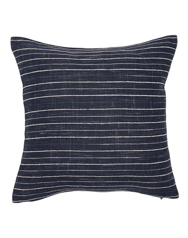 Billow Cushion 50x50 Navy